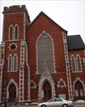 Image for Centenary Methodist Church - Court Street Historic District - Binghamton, NY