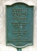Image for The Mabelle Kennedy Highway ~ Pawhuska, OK
