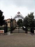 Image for Cowdray Crescent Gates - Castle Park, Colchester, UK