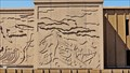 Image for Mansfield Library Reliefs - U of M - Missoula, MT