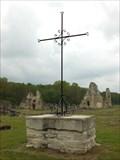 Image for Cross at Abbeye de Vauclair - Bouconville-Vauclair, France