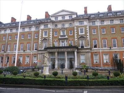 Kings College Hospital - London, Great Britain ...