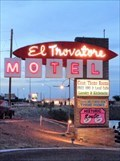 Image for Historic Route 66 - El Trovatore Motel - Kingman, Arizona, USA.