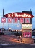 Image for Historic Route 66 - El Trovatore Motel - Kingman, Arizona, USA.