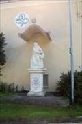 Image for Figurenbildstock / Figure shrine Mater Dolorosa (Our Lady of Sorrows) - Kirchschlag in der Buckligen Welt, Austria
