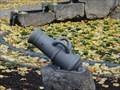 Image for Kanone auf dem Dorfplatz in Kell - RLP - Germany