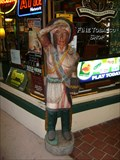 Image for Cigar Store Indian at Smokin' Premiums - Stuart ,FL