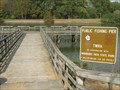 Image for Fishing Pier at Warriors Path State Park - Kingsport, TN