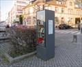 Image for Offener Bücherschrank Am Weißen Stein — Frankfurt am Main, Germany
