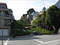 Image for Lombard Street's Crooked Stretch - San Francisco, CA