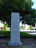 Image for Anderson County War Memorial - Palestine, TX