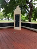 Image for Ft. Worth Police and Firefighters Memorial - Ft. Worth, Texas