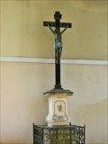 Image for Churchyard Cross - Doubravice nad Svitavou, Czech Republic