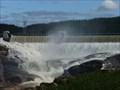 Image for La chute de la centrale Magpie- Rivière St-Jean, Québec-Canada