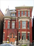 Image for Holliday-Schaefer House - Chapline Street Row Historic District - Wheeling, West Virginia