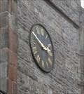Image for Church Clock, St.Peter's Church, Church Lane, Alstonefield, Derbyshire.