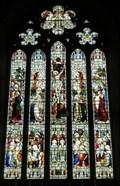 Image for The Crucifixion -  Church of Saints Nicholas & John,  Pembroke, Wales.
