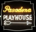 Image for Pasadena Playhouse Direction Sign  -  Pasadena, CA