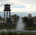 Image for Water Tower Fountain - Lake Buena Vista, FL