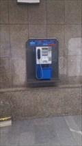 Image for Telefonni automat, Praha, metro Strasnicka