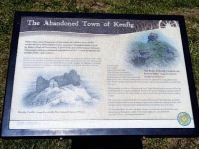 Abandonded Town of Kenfig