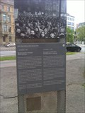 Image for Occupation of the STASI - Leipzig, Germany