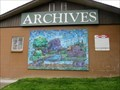 Image for 150th Anniversary of Canada Mosaic - Oliver, British Columbia