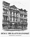 Image for The house 'U Trí zlatých zvonku'  by  Karel Stolar - Prague, Czech Republic