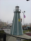 Image for Golden Tee Golfland lighthouse - Castro Valley, CA