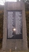 Image for World War I Memorial Most, Czech republic