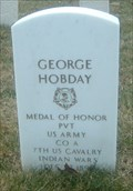 Image for Private George Hobday - St. Louis, MO