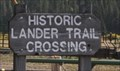 Image for Historic Lander Trail Crossing