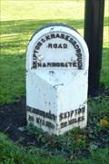 Image for Mile Stone, Skipton Road, Harrogate, Yorkshire, UK.