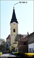 Image for TB 1306-13 Libochovice - Kostel Všech svatých