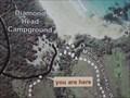 Image for Headland Walks - You are here - Diamond Head, NSW, Australia