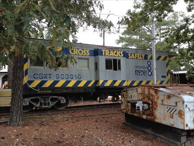 Mideast Railroad Services, Carthage, NC