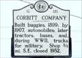 Image for Corbitt Company G-121