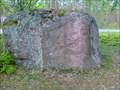 Image for Skrivarstenen, Södermanland