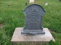 Image for Florence Hesler - Bonebrake Cemetery, Veedersburg, IN