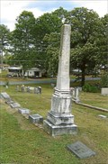 Image for Casey Monument - Adairsville, GA