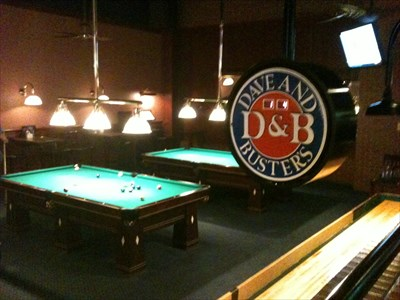 dave & buster's pool hall - irvine, ca - billiards and pool halls