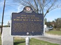 Image for The Buckeye Division - WWII and Korea - Montgomery, Alabama