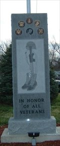 Image for Winfield Veterans Memorial - Winfield, Missouri
