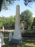 Image for Ward/Wallace Obelisk - Van Buren, AR