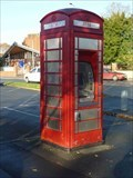 Image for Red Phone Box ATM, St John's, Worcester, Worcestershire, England