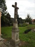 Image for Churchyard Cross - Kunkovice, Czech Republic