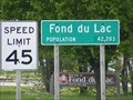 Image for Fond du Lac, WI - USA