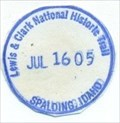 Image for Lewis & Clark National Historic Trail - Spalding, ID