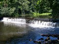 Image for Waterfall at Willowdale Dam