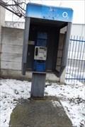Image for Payphone / Telefonni automat - Nádražní, Mladá Boleslav, Czech Republic